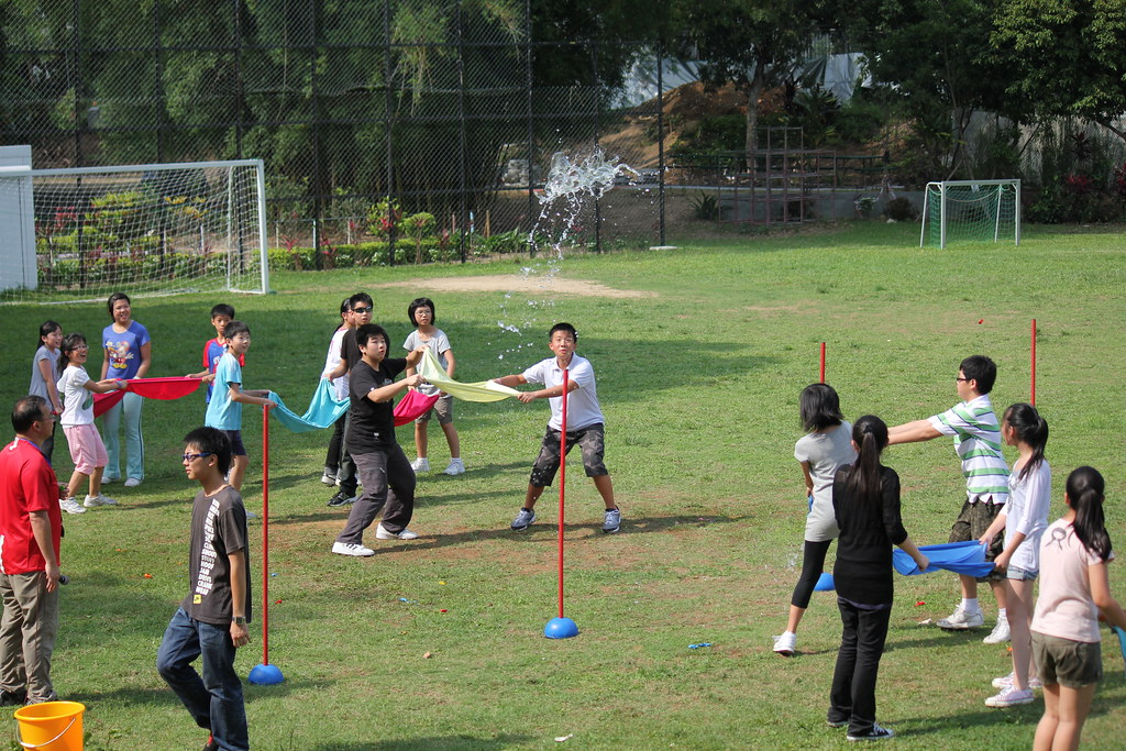 五旬節于良發小學 2010-11   Suen Douh Camp   Flickr