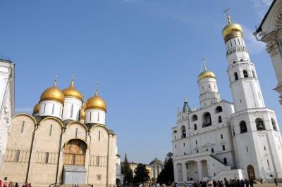 RUSIA-MOSCÚ-Kremlin