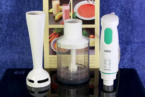 百靈 : 攪拌器 + 果菜汁機 reserved for Joyelle | 作蔡 打蔬果汁 ㄉ必備工具 好洗好清 德國… | Flickr