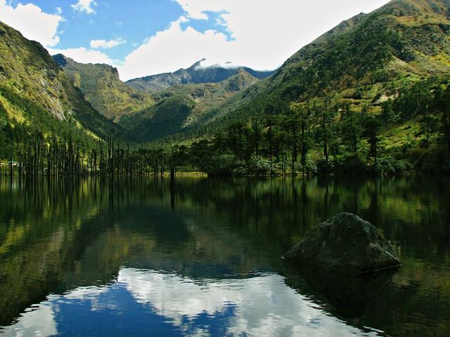 Shungetser Tso(Madhuri Lake), Tawang