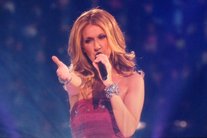 Celine Dion Coming to Winnipeg April 27, 2020