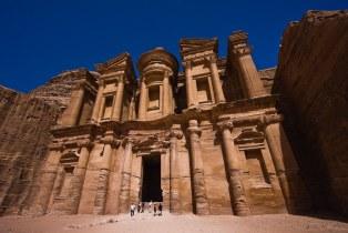 Petra : al-Deir II