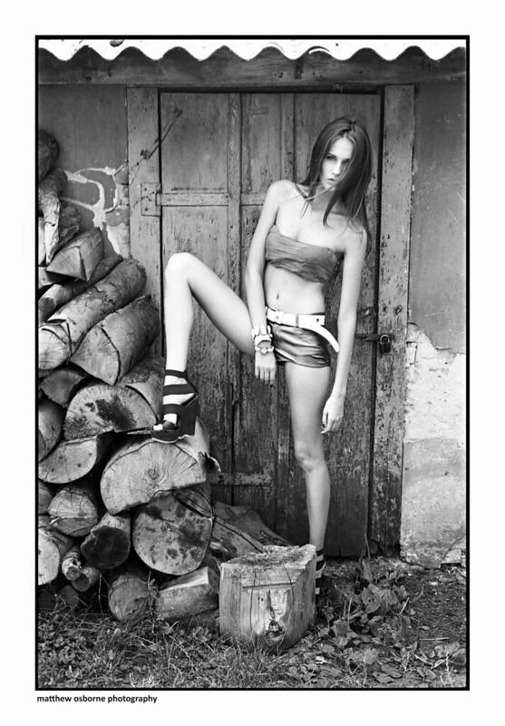 Ukraine Fashion Model