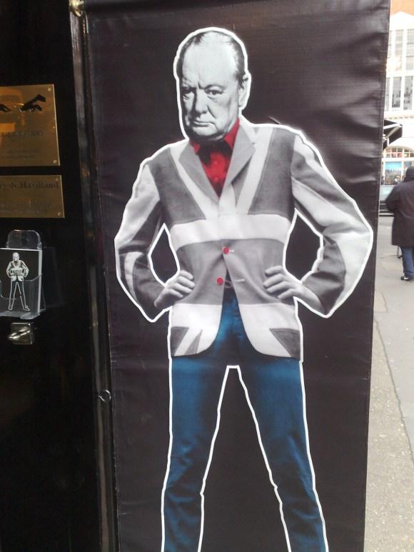 Mod Churchill