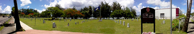 The Old US Naval Cemetery