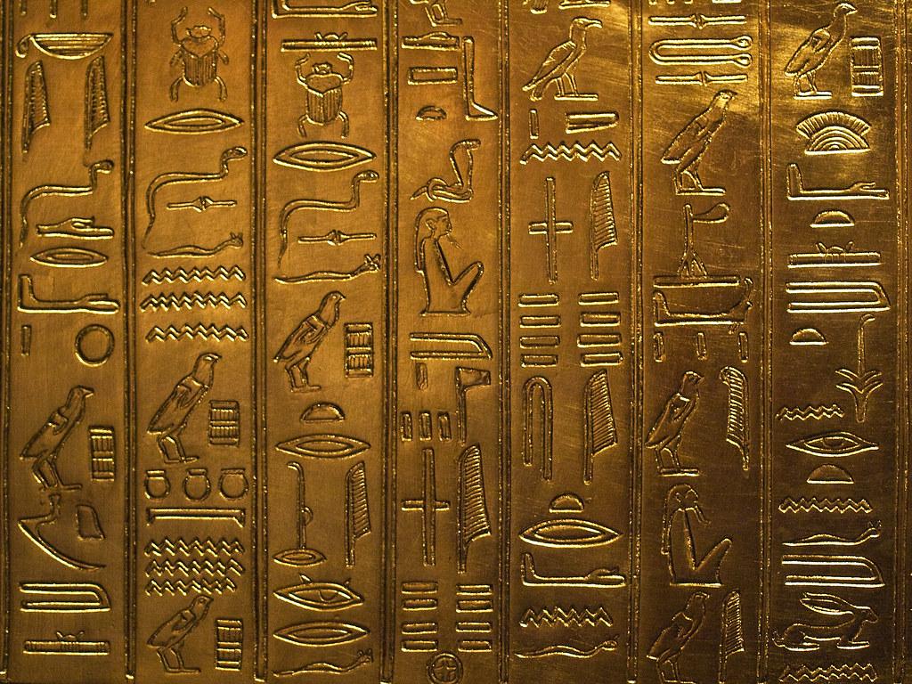 Egyptian Hieroglyphics