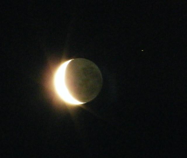 Crescent Moon Bulan Sabit Emran Kassim Flickr