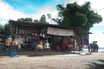 Souvenierladen Jun Village