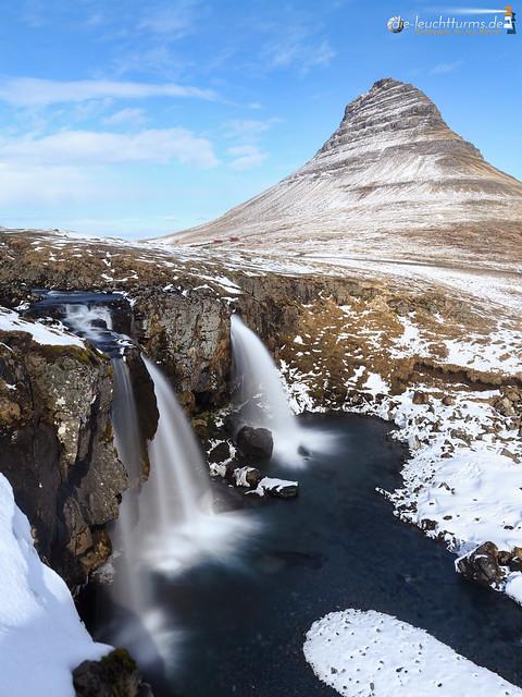 Kirkjufell and Kirkjufoss