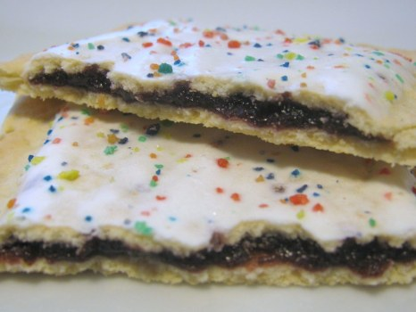 Image result for blueberry pop tart