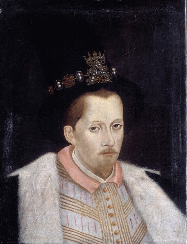Image result for James VI of Scotland & I of England, son of Mary, Queen of Scots.