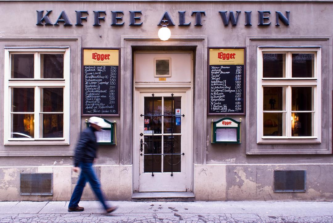 Kaffee Alt Wien, Vienna