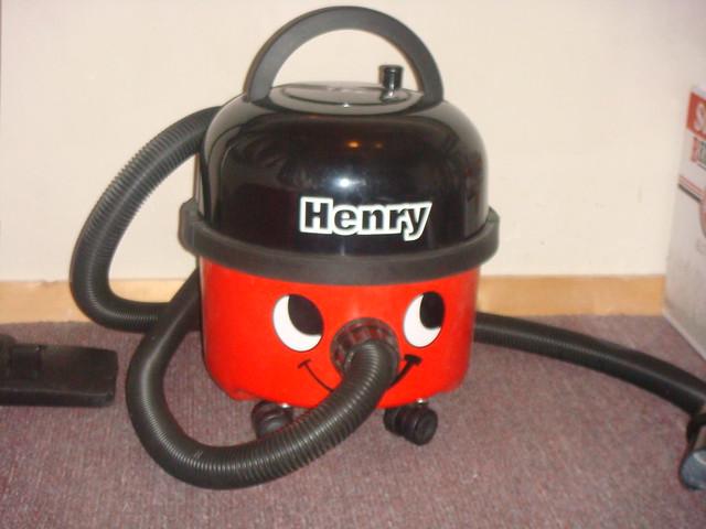 Henri stofzuiger