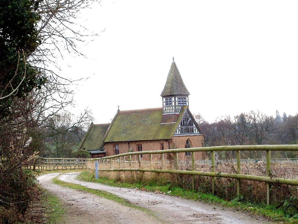 St Bartholomew, Little Packington, Warwickshire from the N… | Flickr