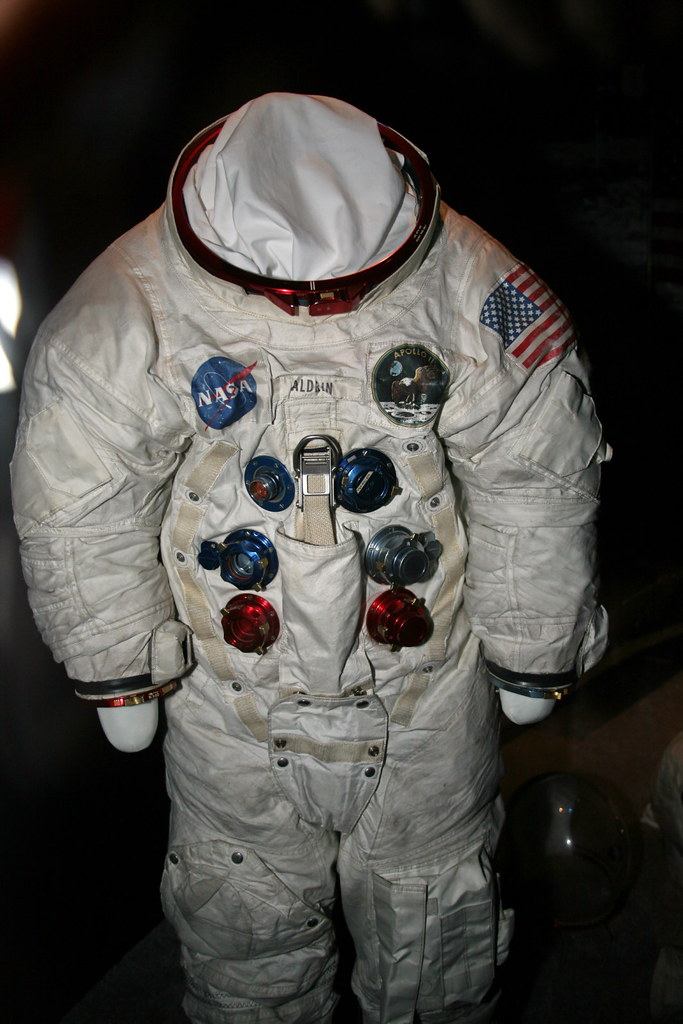 Buzz Aldrin Apollo 11 Spacesuit These Are The Suits Worn