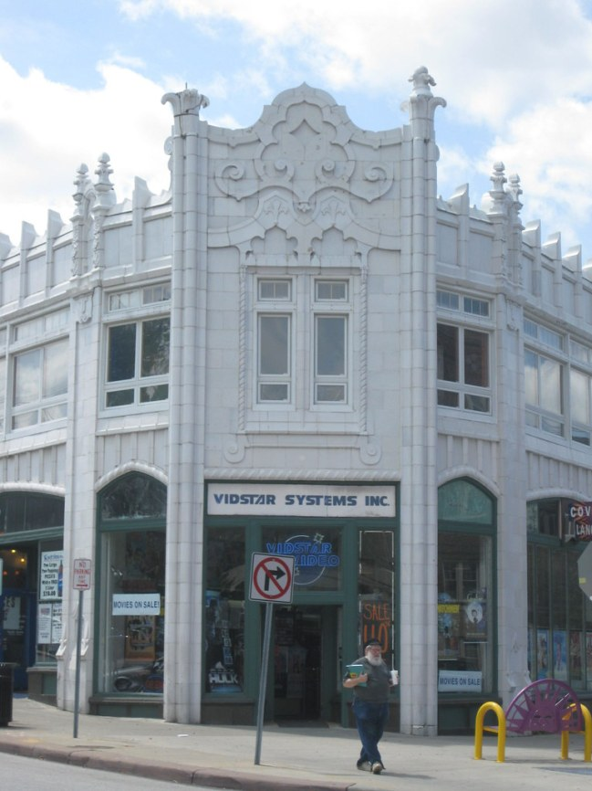 Betty Burke Building, Coventry Road, Cleveland Heights, Ohio (now The Exchange)