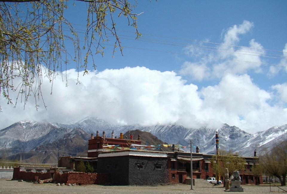Tibet Tsethang Monasterio Samye 07