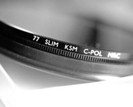 B+W Kasemann KSM CPL Filter