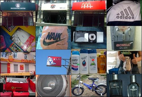 Fake Brands (Weird News No. 4)