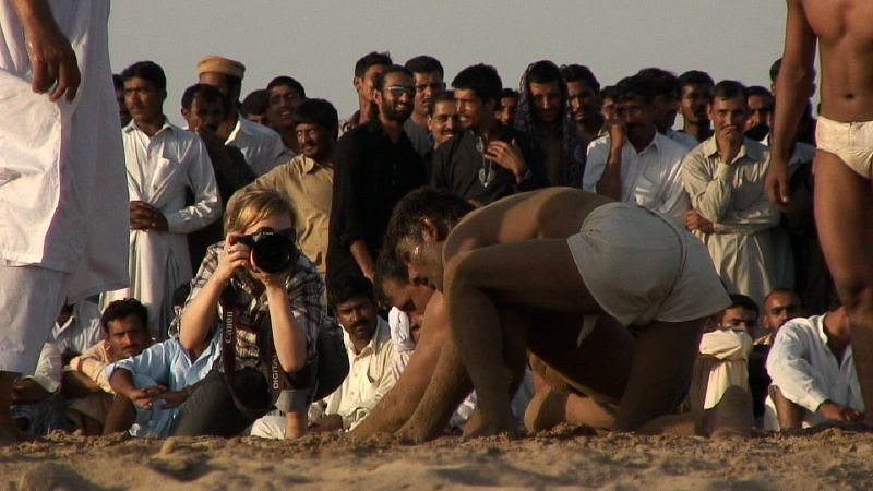 Pakistani wrestling in Dubai