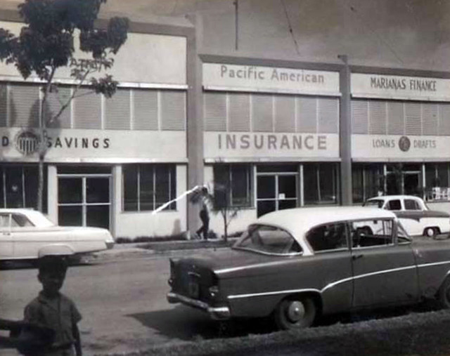 Pacific American and Marianas Finance