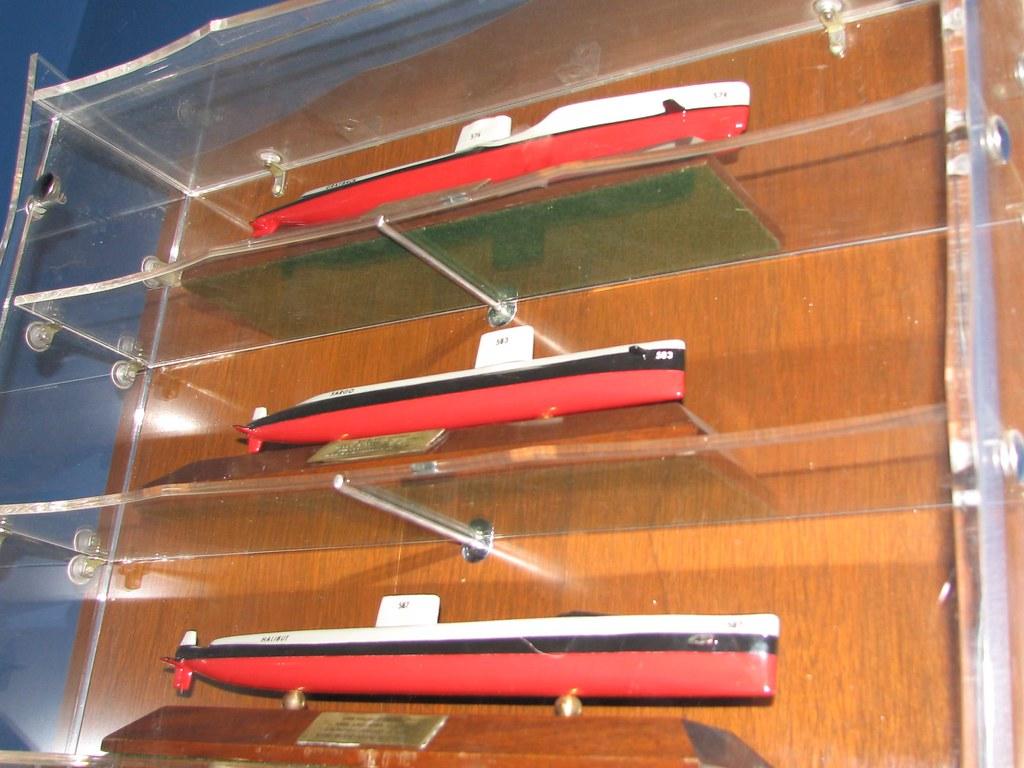 nuclear submarine models 1 - uss grayback (ssg-574), uss s