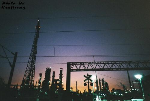 楠梓工業區 很悵然寧靜的被遺忘存在著   kenjisung925   Flickr