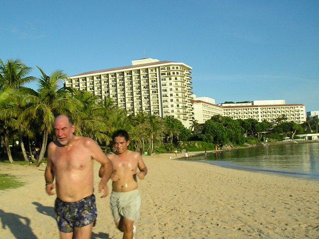 Tumon 5.5 Mile Beach Run, 2007