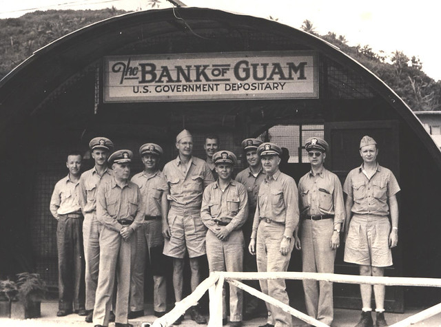 The Bank of Guam, 1945