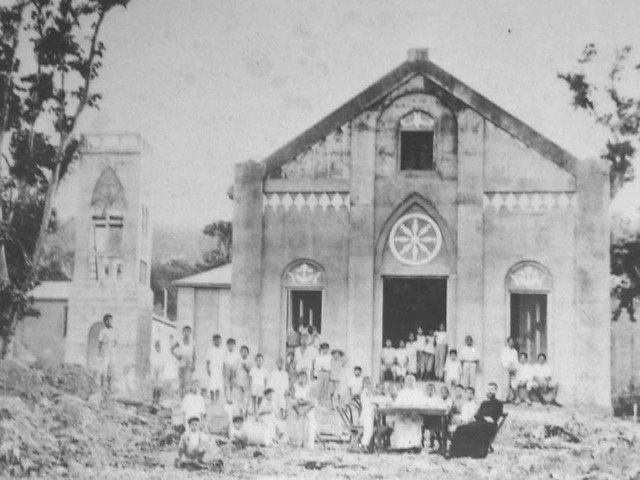 Augustinians in Rota, 1936