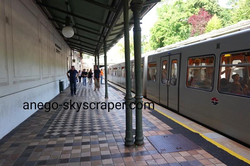 公共交通機関 ウィーン
