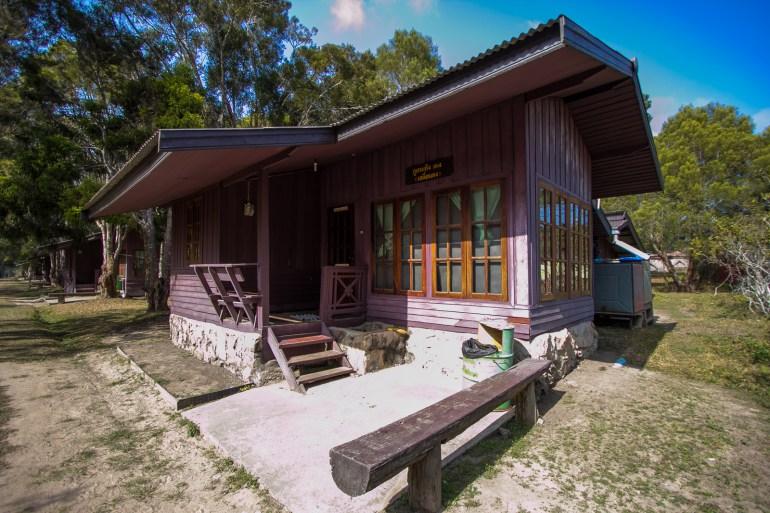 บ้านพัก อุทยานแห่งชาติภูกระดึง - Phu Kradueng National Park