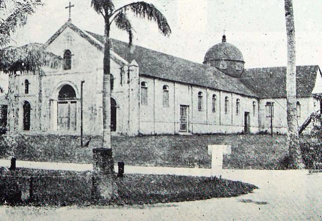 Dulce Nombre de Maria, 1912