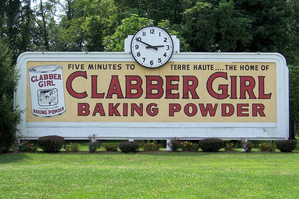 Clabber Girl