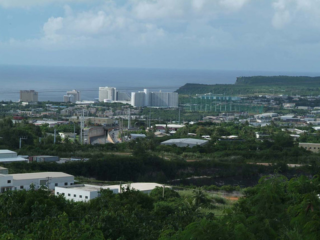 Contemporary Guam