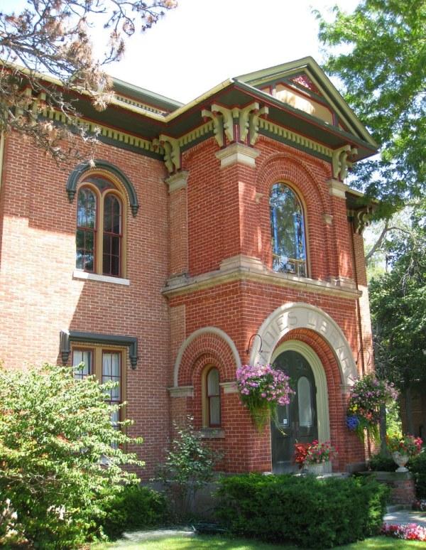 Ypsilanti Ladies Library | This structure in Ypsilanti ...