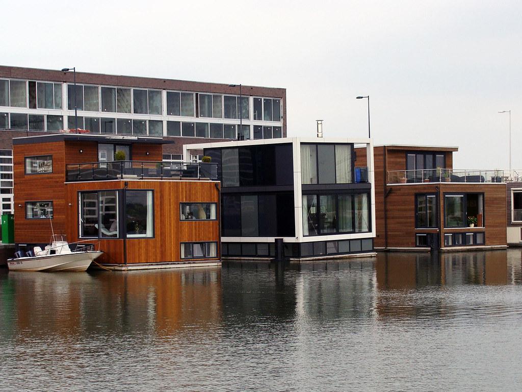 Floating houses, Steigereiland