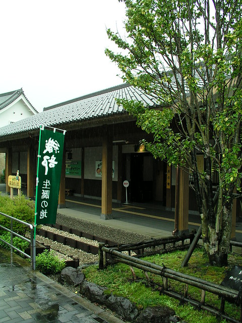 道の駅 織部の里もとす Michi-no-Eki Oribe no Sato Motosu
