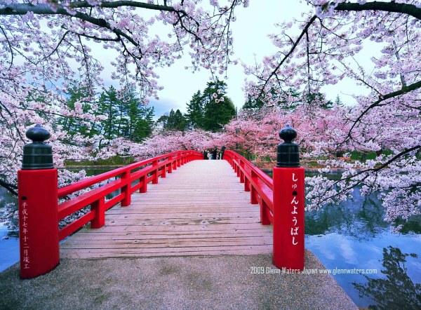 West Moat Hirosaki castle. © Glenn Waters. Japan. (Explore ...