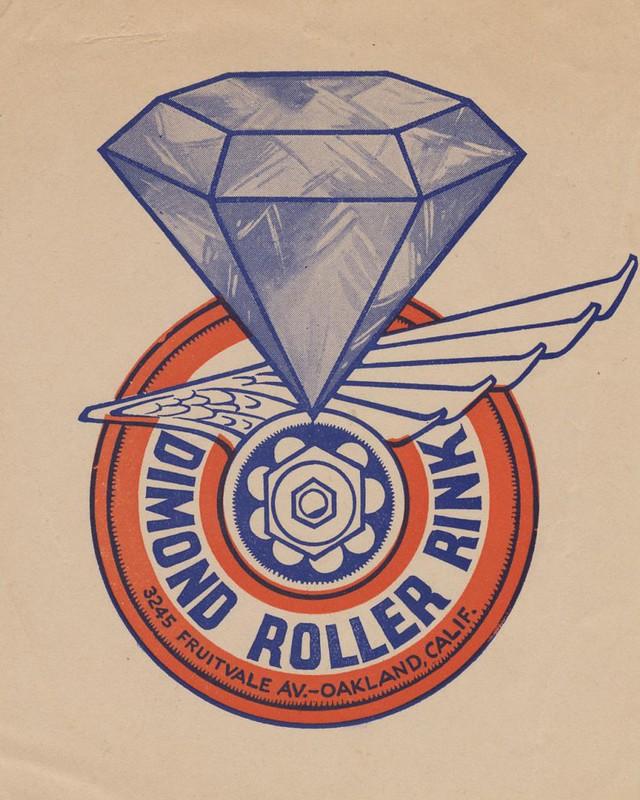 Dimond Roller Rink - Oakland, California
