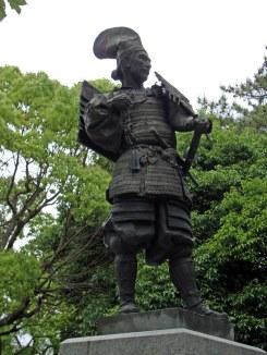Oda Nobunaga Statue- Kiyosu Park   Oda Nobunaga (1534-82) wa…   Flickr