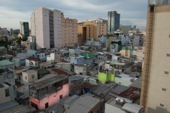 Blick vom Hotel Mini Saigon 5