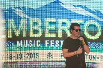 Doug Benson @ Pemberton Music Festival - July 17th 2015