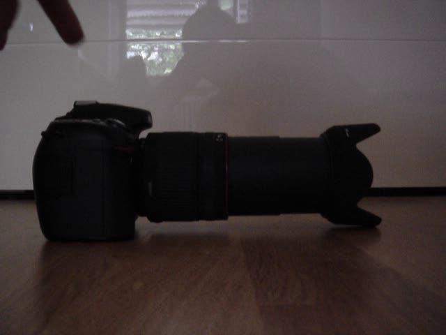 Sigma AF 3,5-6,3/28-300 DG Makro on a Nikon D80