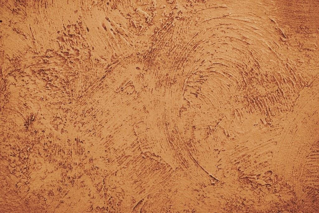 teXture - Orange/Tan Stucco