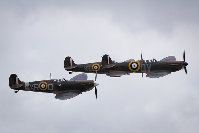 Flying Legends 2015