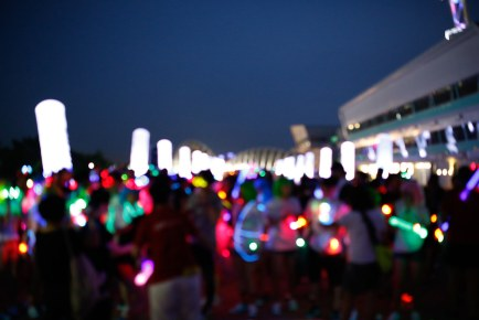 Skechers Electric Run Singapore 2014