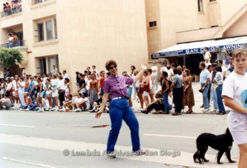 San Diego LGBT Pride Parade, July 1995