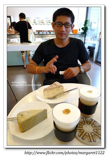 【特色好咖啡】傳說中蛋糕界的LV~臺南。深藍咖啡館。千層派 | margaret1122.pixnet.net/blog… | Flickr