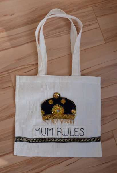 'Mum Rules' from Olive